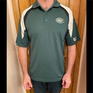 NWT New York Jets Green Polo